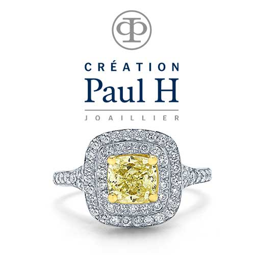Montreal Jewelry Store Creation Paul H
